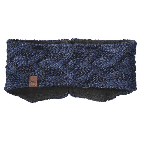 Women's Cable-Knit Headband