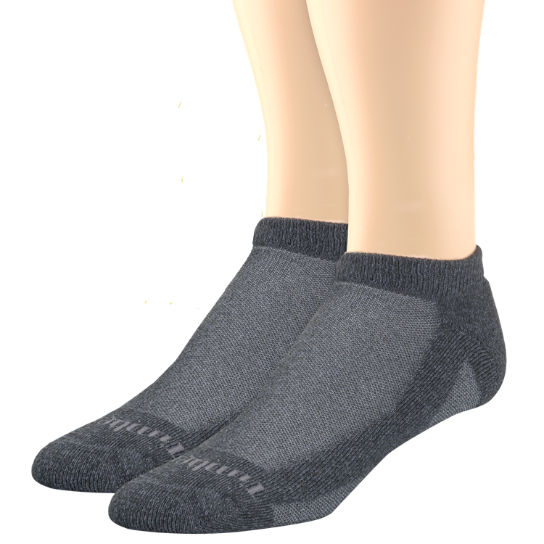 Men's Cooling No-Show Sock 2-Pack