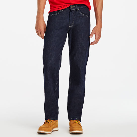 Men's Regular Fit Denim Pant