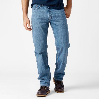 Men's Regular Fit Denim Pant