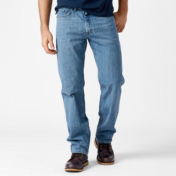 Men's Regular Fit Denim Pant-