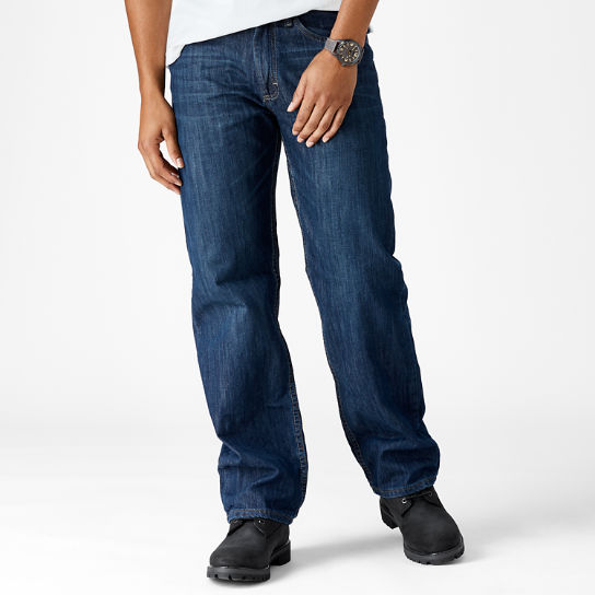 Men's Relaxed Fit Denim Pant