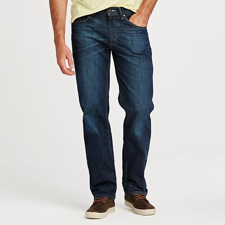 Men's Relaxed Fit Denim Pant-