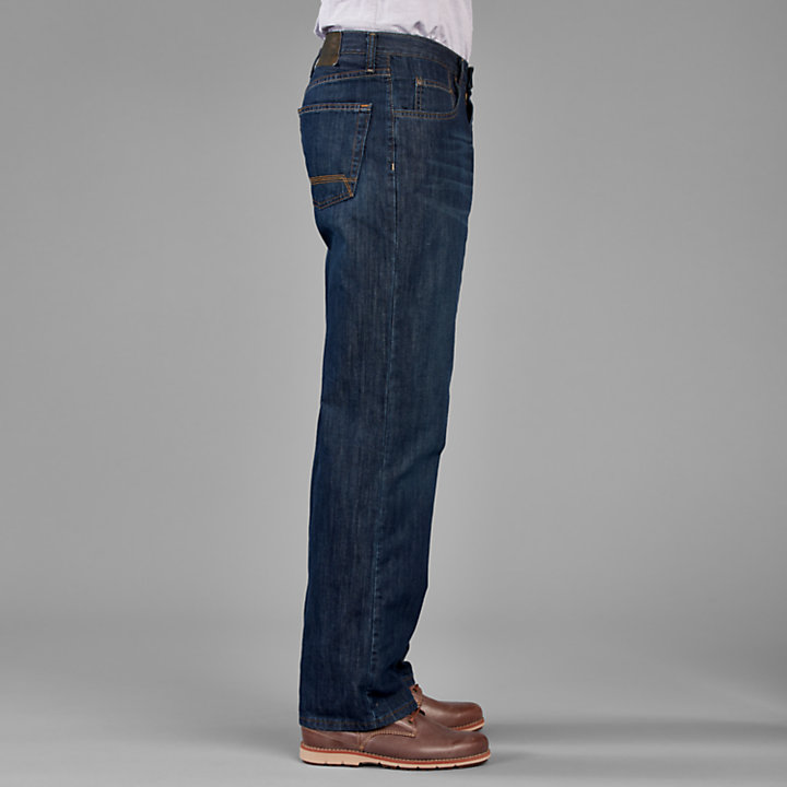 Men's Classic Fit Denim Pant-