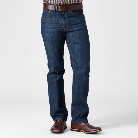 Men's Classic Fit Denim Pant