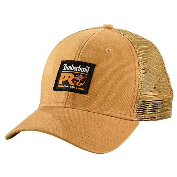 Timberland PRO® Canvas Trucker Cap-