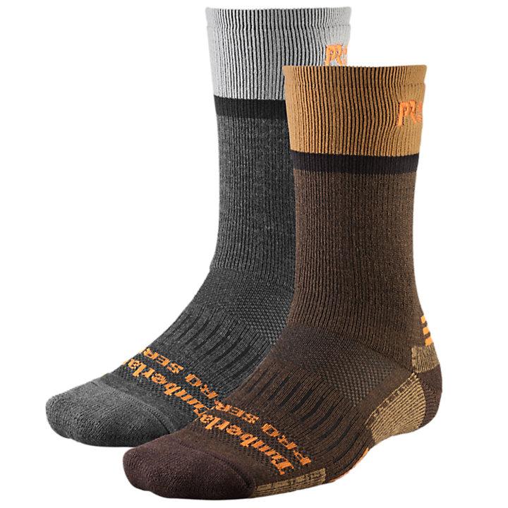 Men's Timberland PRO® Crew Socks (2-Pack)-