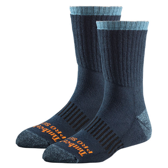 Men's Timberland PRO® Cooling Low Crew Socks (2-Pack)