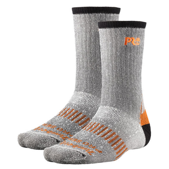 Men's Timberland PRO® Cooling Crew Socks (2-Pack)
