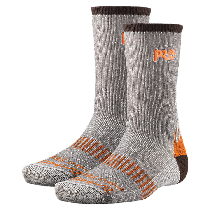 Men's Timberland PRO® Cooling Crew Socks (2-Pack)-