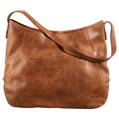 Biddeford Leather Hobo Handbag
