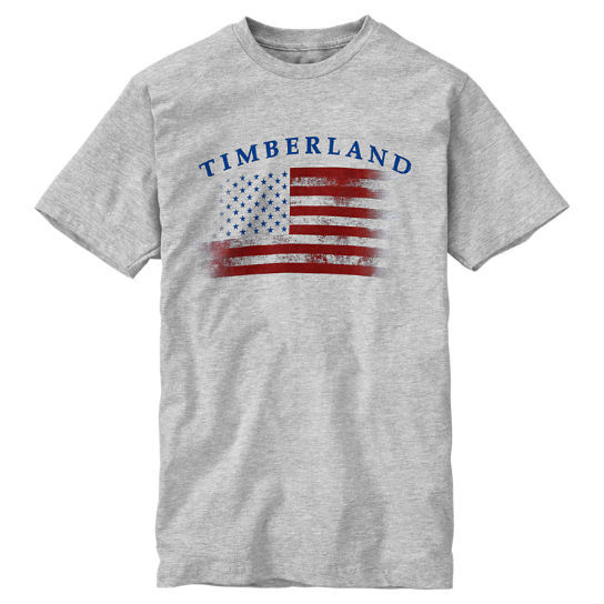 Men's Short Sleeve Americana T-Shirt