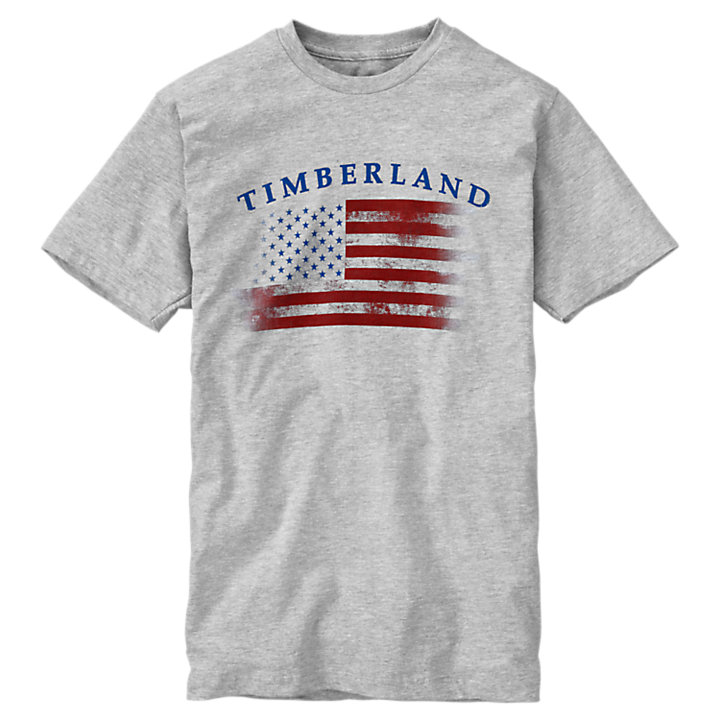Men's Short Sleeve Americana T-Shirt-